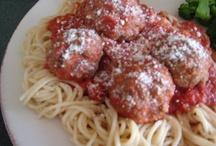 Italian Eating / Pasta, Gnocchi, Tortellini / by Lisa Labelle