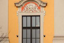 Architektura Wnętrz IV semestr / Kamienica - interpretacja wnętrza na podstawie fasady