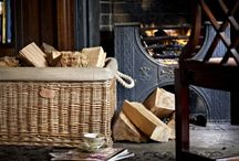 Fireside Range / The Fireside Range is a rewarding compliment to the skill and expertise of some of our most integral and valued craftsman.  A superb hand- picked selection of stunning Log Baskets suited to the style and size of almost any fireplace. Inspired by the crackle of a roaring fire on a frozen wintry night, our Log Baskets have been fashioned using the finest grade materials and will surely adore any feature or fireplace.