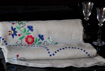 haft embroidery