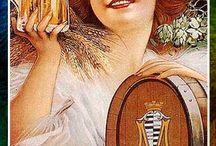 Bebidas - Anúncios - Reclames e Propagandas / Anúncios - Reclames e Propagandas - Vamos recordar um pouco das propagandas de antigamente do tema Bebidas.