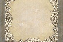 Винтажные узоры / Идеи для дизайна