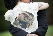 Inked Tattoo Rock Wedding