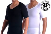 SodaCoda Menswear / Introducing our new Mens Shapewear products! Available on Amazon and sodacoda.com
