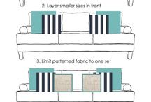 Formal dining / living