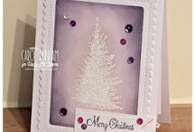 Happy Little Stampers Christmas DT work