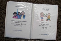 Kids - Bible Teaching / by Motorsport Mama