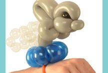 Balloon Animals / by Stone Johnsen