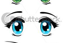 Anime ogen