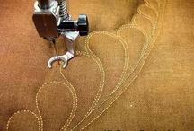 bordados con maquina coser