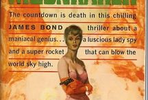 Ian Fleming's Moonraker- the book / Characters, food, cars and other items mentioned in the novel