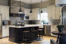 Kitchen remodel / by Kimberly Baker