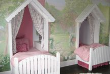 Bee's big girl room