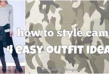 camo - women's camo outfit inso / women's camo outfit inspiration. stylish ways to wear camo.