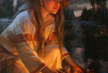 Slavic mythology and pagan
