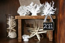 More beach ideas / by Vicki from Rusty Rooster Vintage