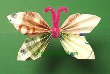 Geldfalten