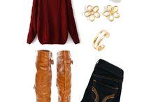 Fall/Winter Style ❄️ / by Kristen Pelura
