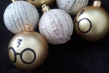 Harry Potter kerstboom