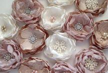 textil kvety
