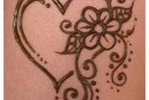 Tattoo/ Henna Ideas