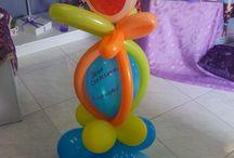arte con palloncini