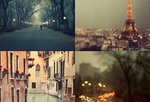 European vacation ideas / Travel