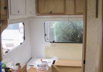 Transformation camping car