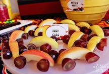 cars fruits
