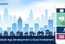 Real Estate App Development / Explore how real estate developers and agents connect with their prospective customers through the mobile app which ultimately makes the buying and selling process easier.