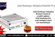 Hamburger Ürünleri