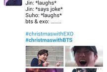 BTS&EXO
