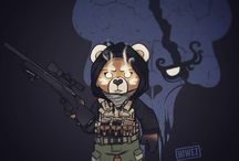 Tactical Teddies !