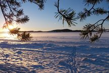 Beautiful Finland in winters / Pictures from Finland