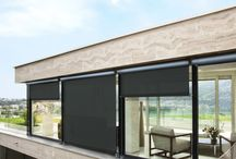 Exterior shading / kültéri árnyékolók