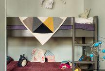 Kids bedrooms / Chambres d'enfant