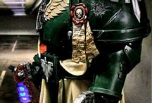 Cosplay 40k