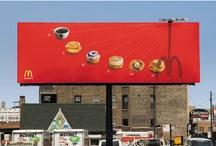 { Design: Print & Outdoor Advertising } / by Leslie Babin