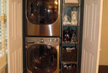 Laundry room / by Carrie Roberts Donegan