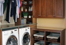 laundry room / by Deanna Anderson