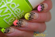 Nails / I love these for my nails / by Elaina Phimmasone