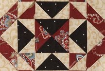 Block of the month / by Gloria Bunn
