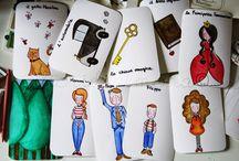 carte in favola
