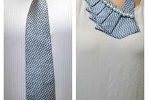 kravattan yapılan yaka lar