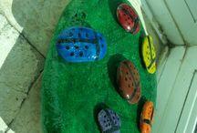 Benim renkli taşlarım