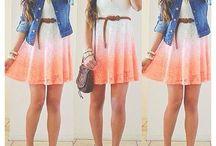 春夏ファッション