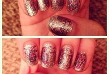 Nails painting