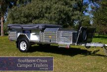The Gullwing Camper Trailer / Pictures of our new Gullwing camper www.sccampertrailers.com.au
