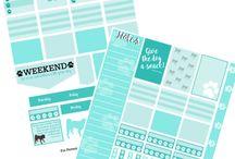 Planner Printables for Dog Lovers