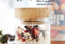 overnight oats / by Liz Hamill